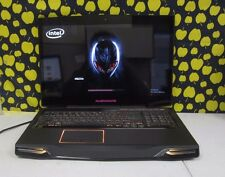 Dell Alienware M17XR3 Core i7 (2) 500GB Hds Linux Free OS