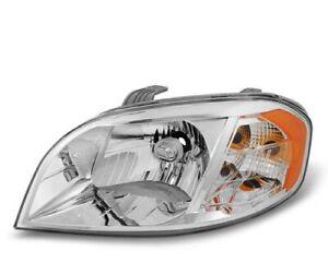 CHEVY AVEO SEDAN 2007 2008 2009 2010 2011 LEFT DRIVER HEADLIGHT HEAD LIGHT LAMP