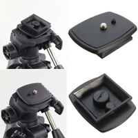 Tripod Quick Release Plate Screw Adapter Mount Head For SLR DSLR Digital Camera