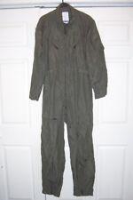 Nomex Flyers Coveralls Flight Suit 36S CWU-27P 36 Short