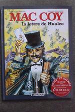 BD mac coy n°19 la lettre de hualco EO 1995 très bon état palacios western