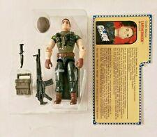 "2001 G.I. Joe 3.75"" Leatherneck v4 Series 17 Hasbro New Loose"