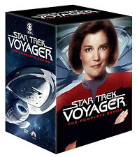 Star Trek: Voyager - The Complete Series season 1- 7 (DVD, 2017, 47-Disc Set)