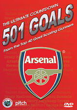 Arsenal - 501 Goals Soccer DVD