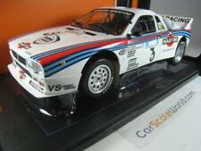 Lancia 037 rally acropolis 1983 w. rohrl 1/18 ixo