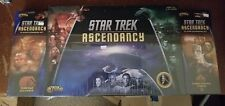 Star Trek Ascendancy w/ Cardassian and Ferengi Expansion