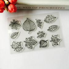 Christmas Leaf Metal Cutting Dies Stencil Scrapbook  Album Embossing MA
