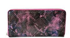 GEORGE GINA & LUCY GGL Damen Geldbörse Portemonnaie Wallet Spend L red snake NEU