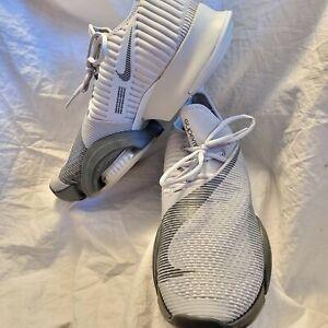 Nike Air Zoom SuperRep Smoke Grey Black Training Shoes CD3460-011 Men's Size 14