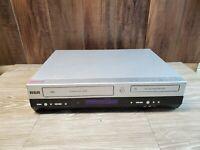 RCA DRC8320N DVD Recorder Player 6 Head Hi Fi VCR Combo - For Parts - See Desc.