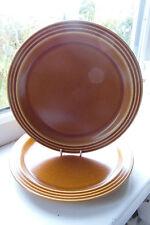 Hornsea Pottery Saffron Side Plates 18 cm x 2