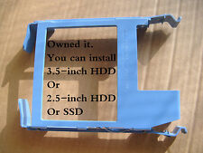 Lot 25 Dell 3020 7020 9020 2.5 SSD HDD px60023 Disque Dur Caddy Support DN8MY