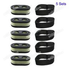 Air Filter Set For Briggs & Stratton 4247 5432 5432K 593260 798452 798513 09P702