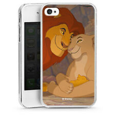 Apple iPhone 4s Handyhülle Hülle Case - Lion Love