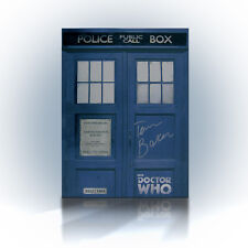 Doctor Who - Limited Edition Art Print Box Set Signed by Tom Baker