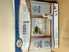 Plastic Mesh Wood Frame Gate, No. 100203586,  by Four Paws Products Ltd
