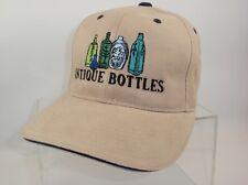Khaki Antique Bottle Hat