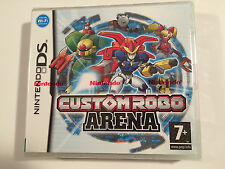 Custom robo Arena pour Nintendo DS Et 2DS (new & sealed)