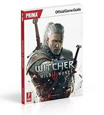 The Witcher 3: Wild Hunt - Offizielles Lösungsbuch (2015, Taschenbuch)