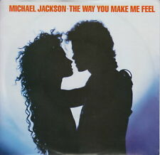 Epic Records Michael Jackson The Way You Make Me Feel 1987 45 RPM