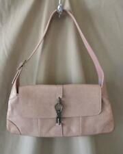 Gucci Pale Pink Snakeskin Small Shoulder Bag - Excellent condition