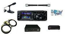 Yaesu FT-991A HF/VHF/UHF All-Mode Transciever Get On the Air HAM Radio Bundle
