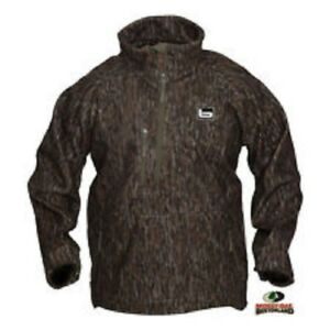 Banded UFS Fleece 1/4 Zip Jacket, Bottomland, Medium - B02192