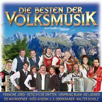 Various Artists - Die Besten Der Volksmusik (CD) (2015)