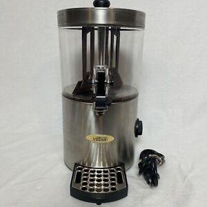 Hot Chocolate Maker Commercial Beverage Dispenser Machine Stainless Steel 4Liter
