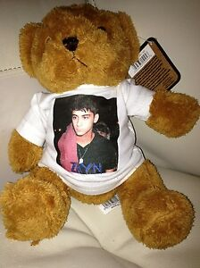 ONE DIRECTION Zayn Malik TEDDY BEAR 1D