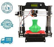 New 3D Printer Wooden Prusa I3 Pro W Desktop Printing Machine With WiFi Cloud