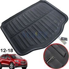 Rear Cargo Tray Trunk Boot Mat Liner Floor For Holden Trax 2013-2018 Chevrolet