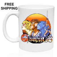 ThunderCats, Birthday, Christmas Gift, White Mug 11 oz, Coffee/Tea
