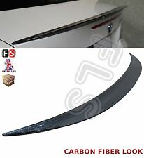 BMW E82 ABS SPOILER 1 SERIES COUPE BOOT TRUNK M PERFORMANCE 08-13 CARBON LOOK