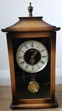 Seiko Vintage Antique Style Pendulum Chime  Wall Clock. Ref- SEIKO PQ802B-1
