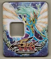 Ancient Fairy Dragon Yugioh Collector Storage Tin (Empty) - Excellent Condition