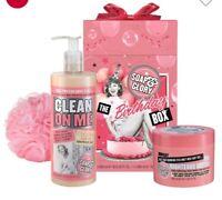 Soap & Glory The Birthday Box Gift Set Christmas⚡Fast Dispatch⚡UK Seller