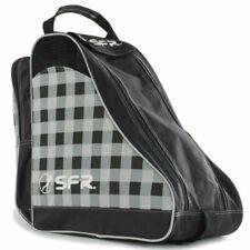 SFR DESIGNER Ice Roller Skate Bag Black Chequered