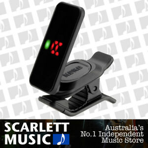 Korg Pitchclip Clip-On PC-2 Chromatic Tuner Pitch Clip for Guitar Instrument PC2