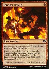 Feuriger Impuls FOIL / Fiery Impulse | NM | Magic Origins | GER | MTG