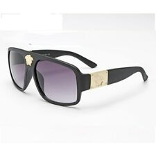 New Versace  Men Medusa Type sunglasses UV400 Siamese Lens Eyeglass Classic