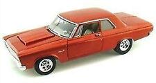 1:18 Highway 61 1965 Plymouth Belvedere - Sedona Orange