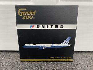 Gemini Jets 1/200 Boeing 757-200 N532UA - United Airlines