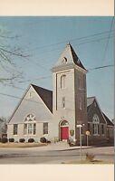 "*Maryland Postcard-""The Salem Methodist Church"" ...Pocomoke City/"