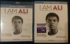 New listing I Am Ali (Blu-ray + DIGITAL HD UltraViolet +SlipCover) Focus World 2014 SEALED*