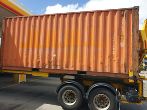 Container Shipping Container