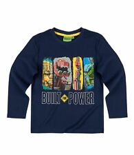 Boys Kids Official Licensed Disney Various Character Long Sleeve T Shirt Top 18 Dinotrux #3 3 - 4 Years