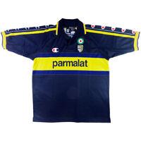 1999-00 Parma Maglia Away XL (Top)  SHIRT MAILLOT TRIKOT