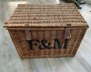 Fortnum & Mason Hamper Basket