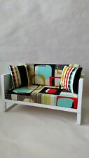1:6 Scale Furniture for Fashion Dolls  Action Figures 4205 Modern Sofa